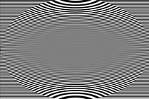 Reizüberflutung - Linien - Beule von Jens Berger