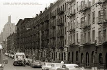 Apartment Houses in New York, 1964 by Thomas Schaefer