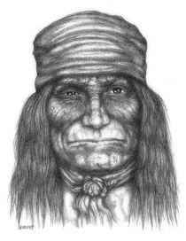 Geronimo by Herbert Kuipers