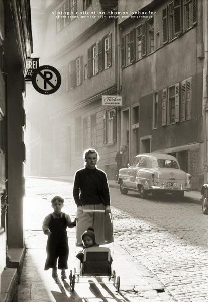 Strassenszene1-1954