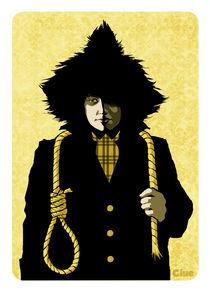 Colonel Mustard von Allison Gardiner