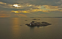Insel von Michael Beilicke