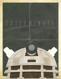 Exterminate! by Allison Gardiner