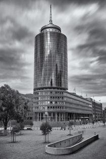 Columbus Haus Hamburg von Stefan Kloeren
