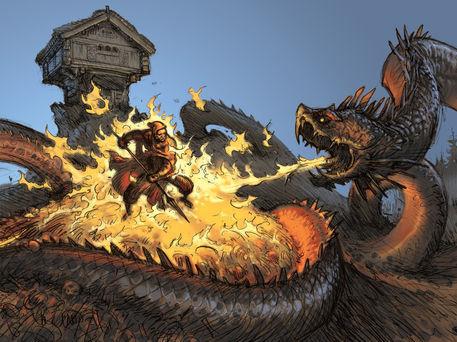 Ragnar-lodbrok-the-snake