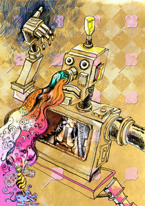 G robo by alexey-shpagin
