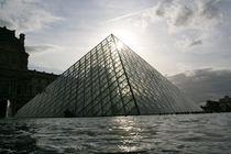 Musee du Louvre - Paris von Emanuel Lonz
