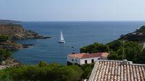 Bucht an der Costa Brava von Emanuel Lonz