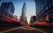 Flat Iron New York by mahura