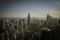 NY Skyline by mahura
