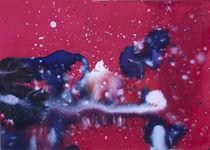 En luna roja by Laura Benavides Lara