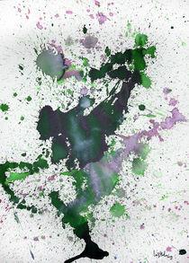 Verde bosque necesita rosas by Laura Benavides Lara