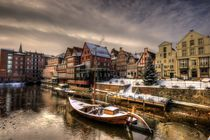 Lüneburger Hafen II von photoart-hartmann