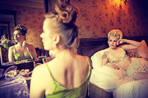 Gossip in Hotel Room  by Burak Bulut YILDIRIM