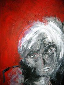 Alte Frau by Walli Gutmann