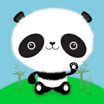 'bamboo panda' by gabriela castro