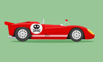 Alfa Romeo Tipo 33 von Ruslan Bitsiev