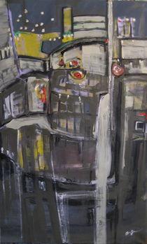 """Night Eruption"" 2011. by Amanda Fraser"