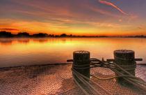 Poller sunrise by photoart-hartmann