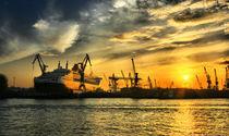 Hamburger Hafen von photoart-hartmann