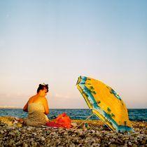 At the beach von Tanel Teemusk