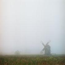 Lonely Windmill von Tanel Teemusk