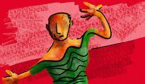 Dancing in the Red von Roy Blumenthal