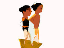 Dance Class by Roy Blumenthal