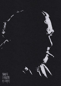 Charles Bukowski by artwarriors