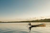 Khao Laem Lake by Thomas Cristofoletti