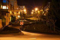 Lombard Street by Tanel Teemusk
