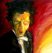 Mr. Waits by Boudewijn Ruesink
