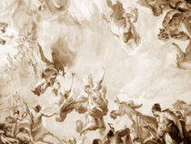 Renaissance fresco von Debora Manetti