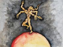 The Burning World by Boudewijn Ruesink