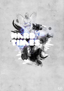 Hard times by Frank van der Hak