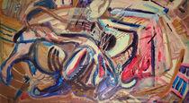 ,,Corrida '' / 1999 von Krasimir Rizov