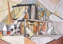 Composition II. von Janos Szaszki