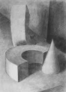 Composition III. von Janos Szaszki