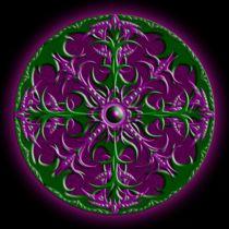 Tribal Circle von Michael Ordway