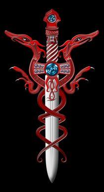 Dragon Sword von Michael Ordway