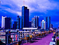 Skyline Frankfurt by Thomas Brandt