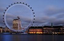London Eye von Jan Lykke