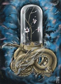 Dragon Glass von Jonathon Fowler