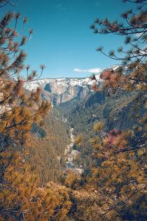 Yosemite III von Anne Lorraine Uy