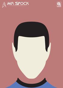 Mr. Spock by Philippe-Emmanuel Cordola