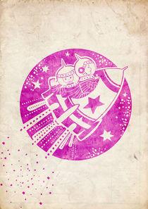 Cosmonauts  von Marko Ausma