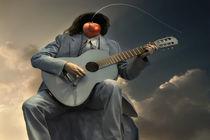 The Musician by Mostafa Moftah