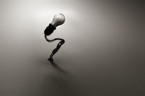 Confused Lamp by Mostafa Moftah