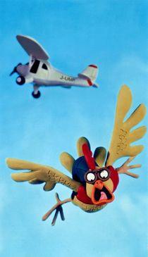 Too chicken to jump von Martin Beckett