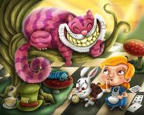 Alice in Wonderland von Renan Lima
